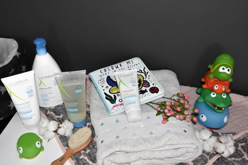 Baderitual, Baby Baden, Baderitual für die Kleinsten, A-Derma, Primalba
