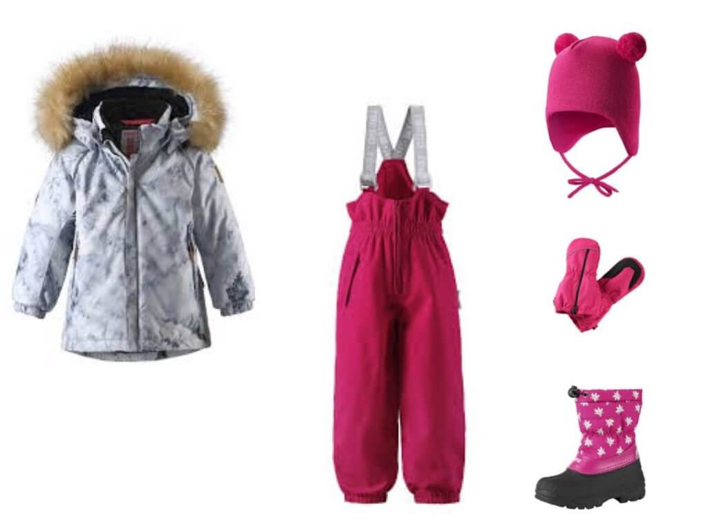 Reima, Winterjacke, Schneeanzug, Winteroutfit
